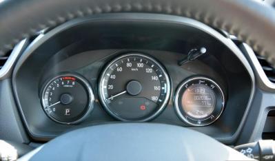 Meter Cluster Honda BR-V